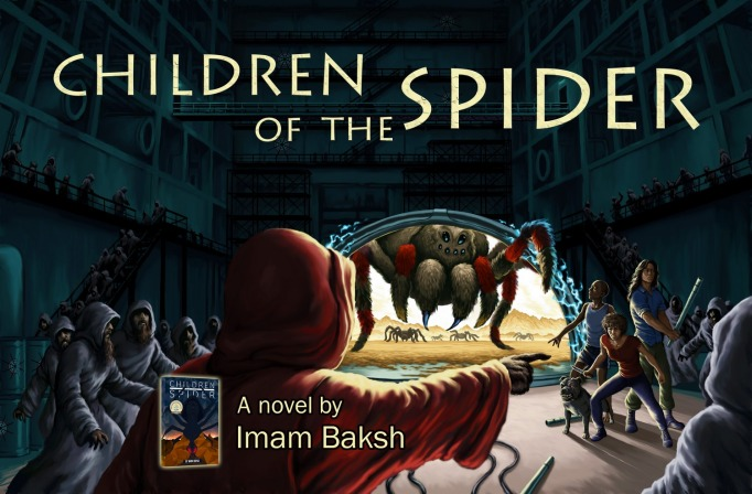 Children of the Spider final POSTER rgb med